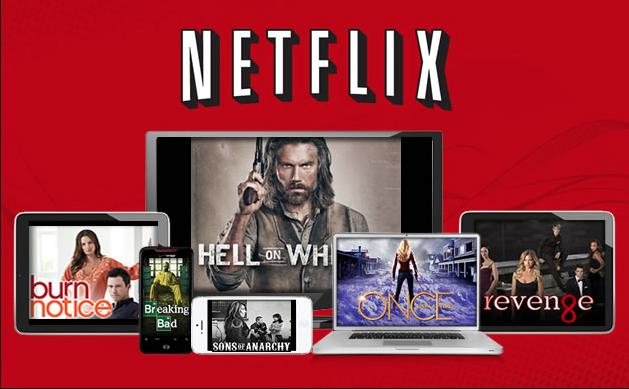 Netflix USA in Österreich gucken