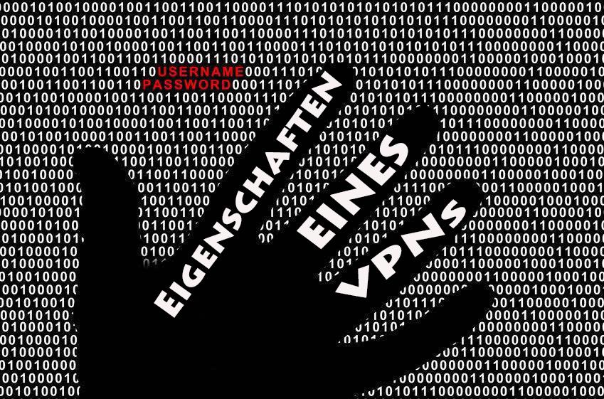 Eigenschaften eines VPNs