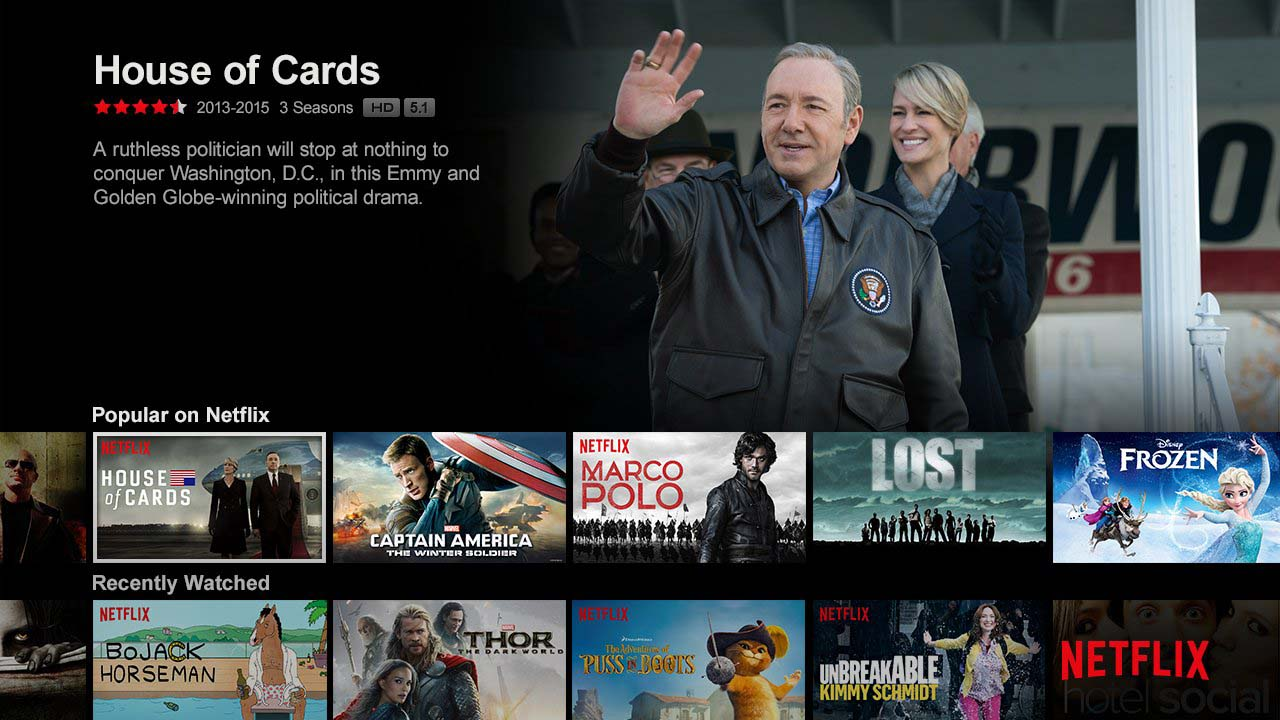 Netflix Österreich anschauen