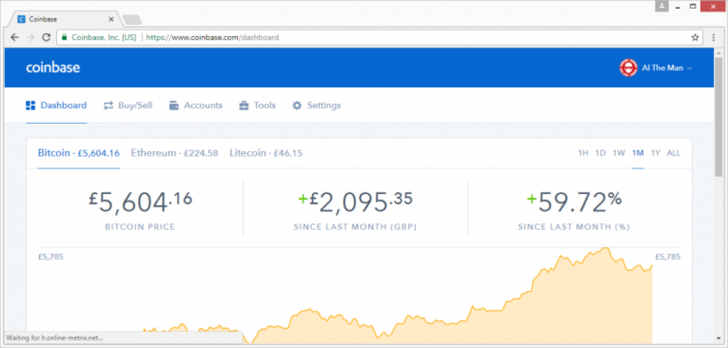 Coinbase Zahlungsmethoden