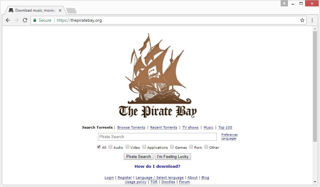 torrent browser tor hydra