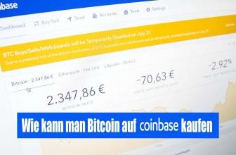 Coinbase Bewertungen | Wie kaufe ich Bitcoin mit Coinbase?