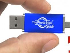 ThePhotoStick mobile Test   Fotos und Videos in wenigen Sekunden speicher?