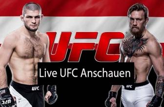 UFC Fight Night Stream | So verpassen Sie nie wieder eine UFC Fight Night!
