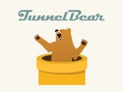 TunnelBear VPN Test Erfahrung | Einfaches Interface